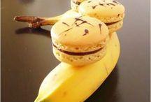 Autour de la banane / by Le Palais Gourmand
