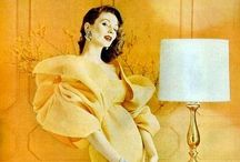 Vintage Fashion & Accessories / Would love to own / by Monika Weiler