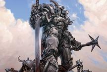 Knights and Warriors / by Diego Bras Harriott