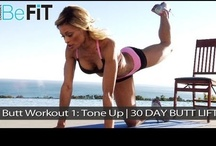 Put The Blood In The Muscle! / Getting down to fitness business! / by Ryan & Amanda Durban