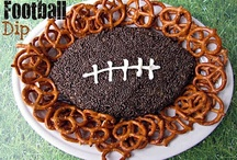 Football Birthday Party / by Kirsten Curtis