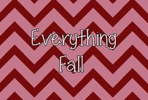 Everything Fall / by Heather P.
