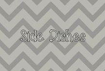 Side Dishes / by Heather P.