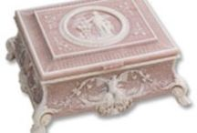 Jewelry Boxes / by Cynthia Fulford