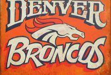 Broncos!!! / by Joe Livingston