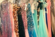 A bit of an obsession with dresses... / A collection of long prom and bridesmaid dresses.  / by Beth Gray