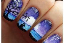 Those perfect nails(; / #nails #nailart #art / by Beth Gray