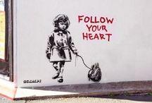 Street art / My pick / by Leonard Regan