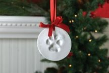 Pawsome gifts for pet-lovers / The Pinterest team shares top holiday treats, toys, beds and bones for any four-legged friends. / by 2013 Pinterest Holiday Giving Guide