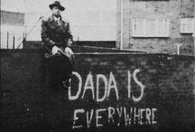 dada / by Ariel Plath