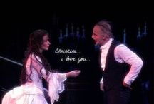 My Phantom Obsession / I listen to phantom of the Opera/Love Never Dies on a daily basis. I love it <3 / by Birdie