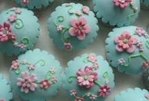 cakes and cookies / Ideas for baking and decorating gorgeous cakes and cupcakes / by Parastou Campbell
