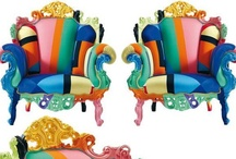 Chairs / by Nili Epstein