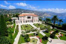 Villa Ephrussi de Rothschild / Saint-Jean-Cap-Ferrat / by Culturespaces