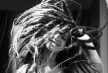 Dreads & more. / by Ilona Tanner