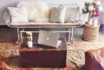 Cozy Home {living in the living room} / Living in the living room / by Allison Helen