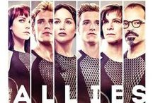THE HUNGER GAMES! / by Megan Fiagle