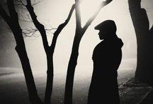 Entre la luz y la oscuridad / by Elisabeth Rayo
