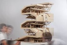Architectural Models / by ArchDaily