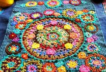 Crochet and Knitting / by Lori Moore