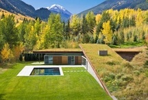"""Green"" Architecture / by ArchDaily"