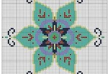 Embroidery Patterns and Graphics / by Claire Dye