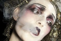 (Theatrical & Fashion) Make-up Teaching Resources. / Teaching resources and inspiration. / by Lianne Davies