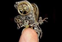 Steampunk  / by Elfwing