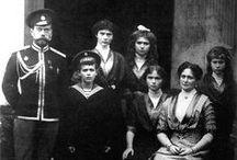 The Romanovs / by Breanna Teynor