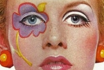 60s Makeup Trends / Learn more about the 60s makeup trends and how to get an 60s makeup look by 60s makeup tutorials / by 1960s Fashion