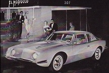 1960s Cars / by 1960s Fashion