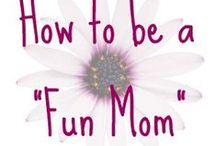 Stay at Home Mama (SAHM) / by Mending the Piggy Bank