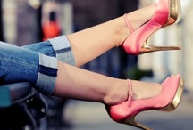 her shoes / by tejaswini mk