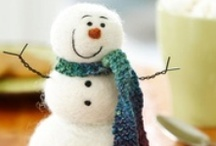Christmas crafts / by Elizabeth Cenzano