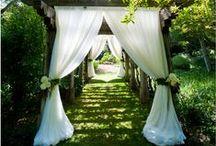 wedding ideas / by Lily G- Barrington Hill