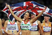 Olympic memories of 2012 / by Jenny Purseglove