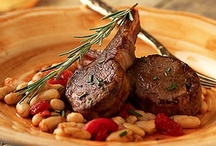 Good Eats (meats, veggies, soups, sandwiches) / by Kristin Hair