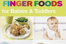 Foods for Tots / by Danielle Medina