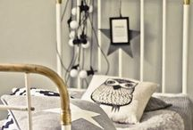 Nursery | Kids Bedroom / by Kristin Villalovos