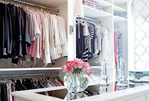 Closets  / by Addy Rogers