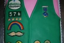 Girl Scout ideas / by Rose Wovna