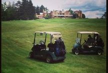 Pinning the Green / by Cranwell Resort, Spa and Golf Club