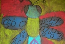 Art by Kids / I enjoy you to participate to this Board dedicated to our ,your kids..........So make butifulls photos of draws art of the kids around you!!  Sure they are Artist  / by MaFoLi Fosse Marie-Line