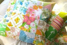 Vintage Sheets / by Michelle Chitty
