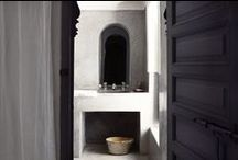 Inspirational Interiors / interiors, details, materials, light and space / by Peter Simon