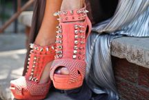 FABULOUS SHOES / Shoes I would ❤️to have  / by Jess M