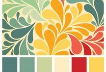 Color combinations / by Wendy Amick