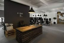 Office | Interior / by Ilse