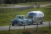 Airstream RV and others / by Roxann Dyess