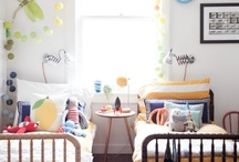 Nursery / Kids Rooms / by Michelle T. Carson